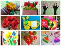 Поделки для детей 6 лет: интересные идеи для поделок для школы и сада, подробная фото-инструкция с описаниями этапов работы (100 фото)
