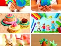 Поделки из пластилина: пошаговая инструкция по созданию красивых поделок для детей любого возраста (115 фото)