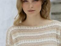 Вязаные спицами пуловеры и кофты для женщин — варианты моделей и узоров, пошаговая инструкция для начинающих + схемы вязания спицами (110 фото)