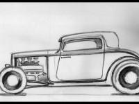 Как нарисовать машину: схемы создания рисунков своими руками + пошаговая инструкция