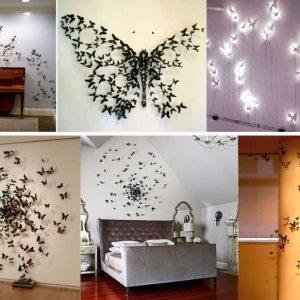 Оригами бабочка — варианты изготовления, инструкция для работы своими руками + пошаговые схемы и шаблоны (130 фото)